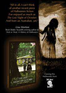 The Last Night of October-poster